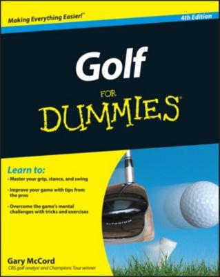 Golf For Dummies, Gary McCord