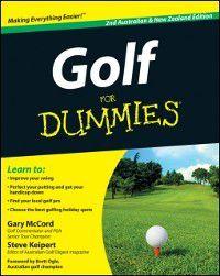 Golf For Dummies, Gary McCord, Steve Keipert