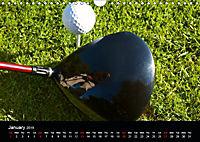 Golf (Wall Calendar 2019 DIN A4 Landscape) - Produktdetailbild 1