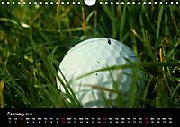 Golf (Wall Calendar 2019 DIN A4 Landscape) - Produktdetailbild 2