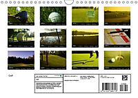 Golf (Wall Calendar 2019 DIN A4 Landscape) - Produktdetailbild 13