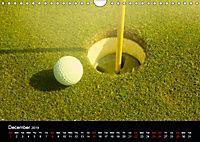 Golf (Wall Calendar 2019 DIN A4 Landscape) - Produktdetailbild 12
