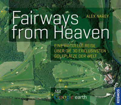 Golfplätze von oben, Alex Narey