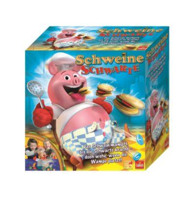 Goliath Toys Schweine Schwarte, Aktionsspiel