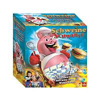 """Goliath Toys """"Schweine Schwarte"""", Aktionsspiel - Produktdetailbild 1"""