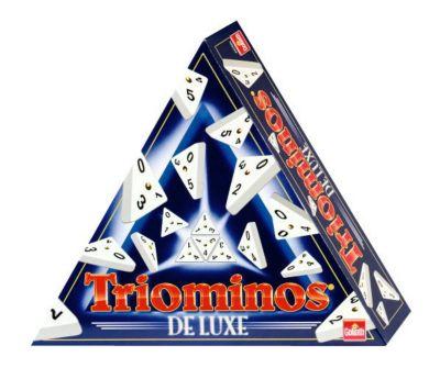Goliath - Triominos De Luxe, Legespiel