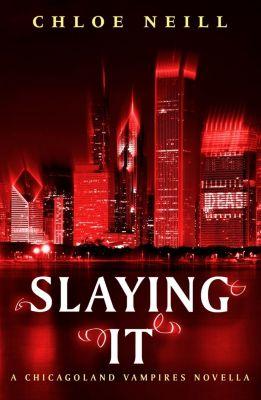 Gollancz: Slaying It, Chloe Neill