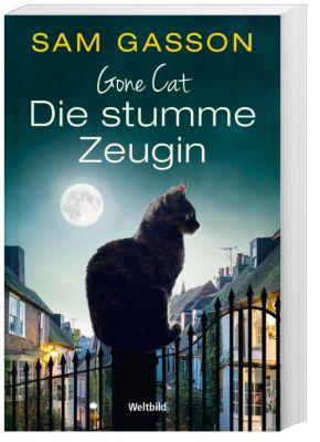 Gone Cat - Die stumme Zeugin, Sam Gasson