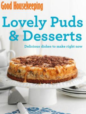 Good Housekeeping Lovely Puds & Desserts, Good Housekeeping Institute