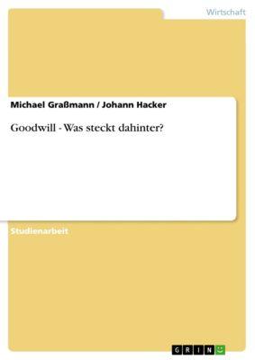 Goodwill - Was steckt dahinter?, Johann Hacker, Michael Grassmann