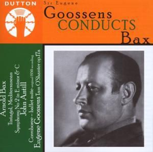 Goosens Conducts Bax, Eugene Goossens, New So, Bbc So