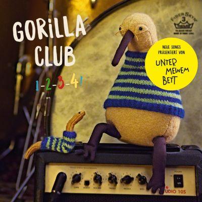 Gorilla Club 1-2-3-4!, Gorllia Club aka Locas in Love