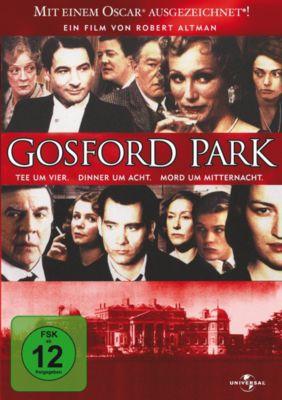 Gosford Park, Kristin Scott Thomas,Maggie Smith Michael Gambon