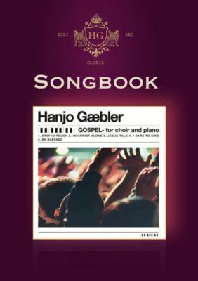 Gospel for choir and piano, Hanjo Gäbler