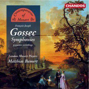 Gossec (Sinfonien), Matthias Bamert, Lmp