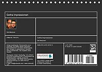 Gotha Impressionen (Tischkalender 2019 DIN A5 quer) - Produktdetailbild 13