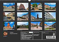 Gotha Impressionen (Wandkalender 2019 DIN A3 quer) - Produktdetailbild 13