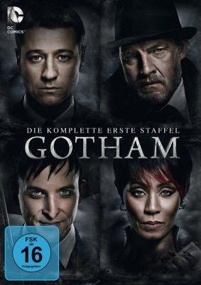 Gotham - Staffel 1, Bruno Heller, John Stephens, Ken Woodruff, Megan Mostyn-Brown, Ben Edlund, Danny Cannon