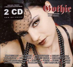 Gothic Compilation 37, Diverse Interpreten