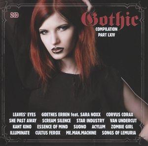 Gothic Compilation 64, Diverse Interpreten