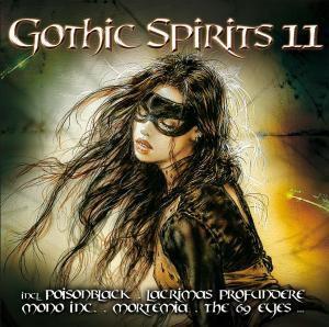 Gothic Spirits 11, Diverse Interpreten