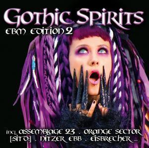 Gothic Spirits Ebm Edition 2, Diverse Interpreten