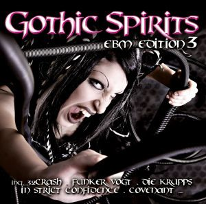 Gothic Spirits Ebm Edition 3, Diverse Interpreten
