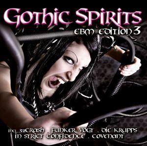 Gothic Spirits Ebm Edition 3, Diverse Interpreten