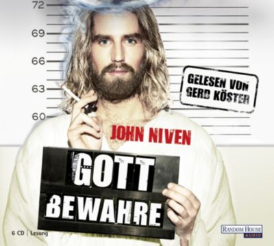 Gott bewahre, 6 Audio-CDs, John Niven
