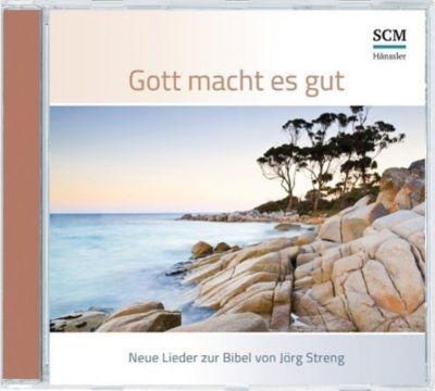 Gott macht es gut, 1 Audio-CD, Jörg Streng