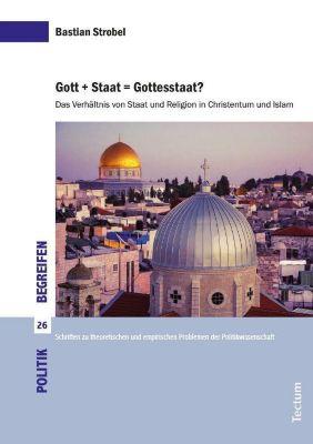 Gott + Staat = Gottesstaat?, Bastian Strobel