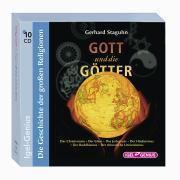 Gott und die Götter, Gesamtausgabe, 10 Audio-CDs, Gerhard Staguhn