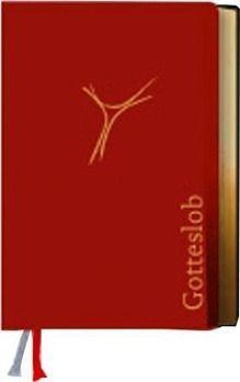 Gotteslob, Ausgabe Bistum Münster, Lederoptik rot