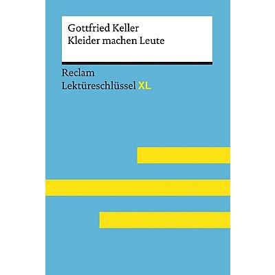 Gottfried Keller Kleider Machen Leute Buch Weltbild De
