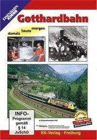 Gotthardbahn, 1 DVD