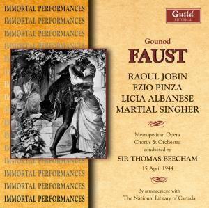 Gounod Faust, Jobin, Pinza, Beecham