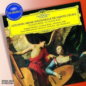 Gounod: Messe solennelle de Sainte Cécile, Seefried, Stolze, Uhde, Markevich
