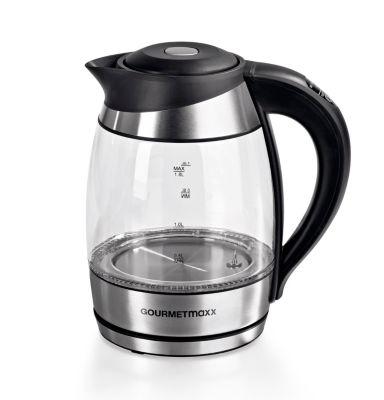 Gourmetmaxx Glas-Wasserkocher