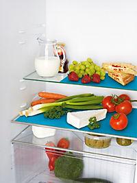 Gourmetmaxx Kühlschrankmatten, 4tlg. türkis - Produktdetailbild 4
