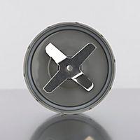 GOURMETmaxx Nutrition Mixer, 11tlg. grau - Produktdetailbild 6
