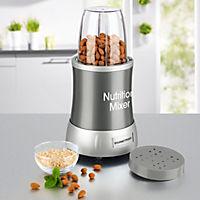 GOURMETmaxx Nutrition Mixer, 11tlg. grau - Produktdetailbild 3