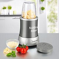 GOURMETmaxx Nutrition Mixer, 11tlg. grau - Produktdetailbild 2