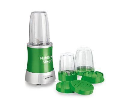 GOURMETmaxx Nutrition Mixer, 11tlg. grün