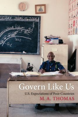 Govern Like Us, M. A. Thomas