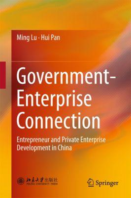 Government-Enterprise Connection, Ming Lu, Hui Pan