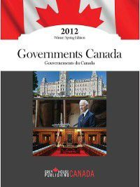 Governments Canada Winter/Spring 2012