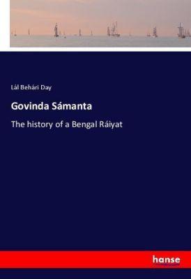Govinda Sámanta, Lál Behári Day