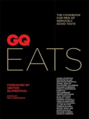 GQ Eats, CONDE NAST INDEPENDENT MAGAZIN
