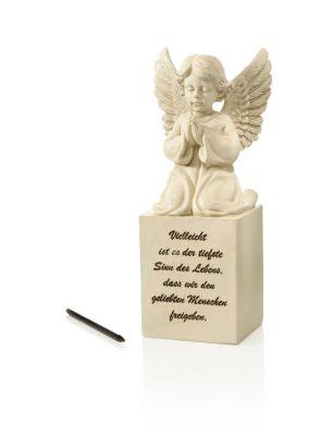 Grabdeko Betender Engel