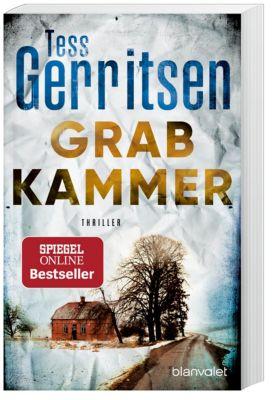 Grabkammer - Tess Gerritsen |